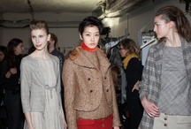 Backstage Boys: Paris Fashion Week A/W 13-14 Wunderkind / #WUNDERKIND  contemporary sophisticated and independent women wardrobes.  http://stylecartel.com/2013/03/backstage-boys-paris-fashion-week-aw-13-14-wunderkind/