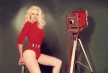 Pin-Up Girls Pictures / Pin-Ups & Playmates & Burlesque Strippers / by Bertrand Lachèze