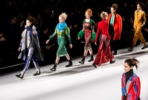 Runway Review Issey Miyake A/W 2013 Collection
