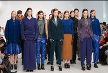 ALLUDE A/W 2013 Collection  / Paris Fashion Week Runway Review: ALLUDE A/W 2013 Collection