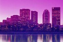 Winnipeg, Manitoba / my home. my city. my heart. / by Melissa Suggitt