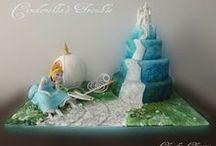 My cakes, modeling, flowers, etc...
