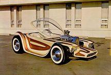 Kustom Kulture & Custom Cars & Hot Rods & Drag Racing & Gasser / by Bertrand Lachèze
