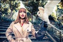 """Autumn / Winter '13 / Autumn 2013 brings TK Maxx's new campaign, """"A Word to the Wise"""". An upbeat and optimistic call-to-arms, motivating people of all ages, shapes and sizes to have more fun with their style. To be brave. To experiment. To have an open mind. To shop in a new way. To create their own unique look with brands for less at TK Maxx."""