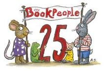 Celebrating 25 Years of The Book People 2013 / Check out the bespoke logo's our publisher friends created to celebrate our 25th anniversary!