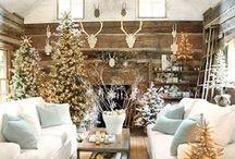 farmhouse Christmas.