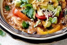 Recipes - Soups & Chilis / Soup and chili recipes.