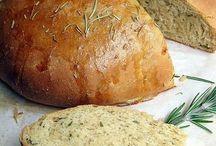 Recipes - Bread & Rolls / Aaaaammazing bread and rolls recipes! I love bread!