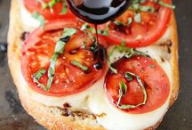 Recipes - Appetizers / Appetizer recipes.