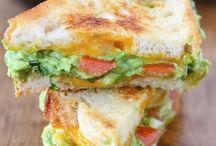 Recipes - Sandwiches / Sandwich recipes.