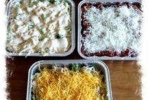 Recipes - Freezer Meals / Freezer meal recipes.