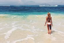 Bikini Weather / When the weather is hot wear as little as possible  / by Flavia Torrente