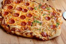 Recipes - Pizza / Pizza recipes.