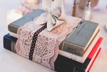 Literature Wedding Ideas / Inspiration for your ideal bookish wedding theme