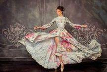 Ballet and Dance Forms / I took ballet classes as a girl.  I wasn't any good, but I loved it a lot.   / by Marie Watkins Crocker