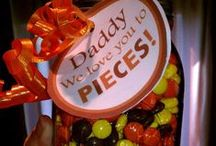 Fathers Day / Father's Day gift and tradition ideas to share with that special man in your life!