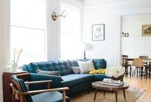 Living Room / by Lisa Bond