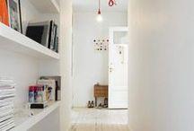 Hallway ideas / by Lisa Bond