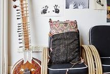 Music + Creative Room / by Lisa Bond