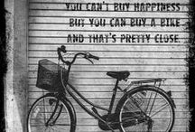 """// Bicycles // / """"The bicycle is a curious vehicle. It's passenger is its engine."""" - John Howard"""