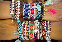 DIY Armbänder / bracelet love
