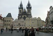 // Prague // / Sharing suggestions on things to do, see and eat while visiting the medieval city of Prague.