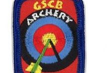 Girl Scout Patches and Badges / by Patty