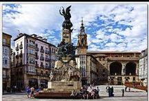 FOTOGRAFÍAS DE / Fotos de la ciudad de Vitoria-Gasteiz y su provincia Álava