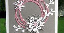 Seasonal Layers - Christmas / Cards made using Seasonal Layers by Stampin' Up! Focused on  Christmas