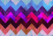 PATTERN {chevrons} / i love chevrons….i just do! #chevron #pattern #design #textile  / by NALU TRIBE