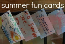 summer fun & cool for kids / anything and everything summer: crafts, gifts, decorations, food & fun for kids