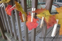 fall / anything and everything fall: crafts, gifts, decorations, food & fun for kids