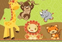 Jungle/Safari Baby Shower Party / All the Cutest Ideas for A Jungle/Safari Baby Shower Party.  From the cake to the decorations we have put this board together to help you coordinate the perfect baby shower party! / by Maternity and Baby Showers