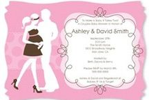 Couples Baby Shower / Couples or Co-Ed Baby Shower Ideas.  Invite the guys and have a great baby shower party with these ideas. / by Maternity and Baby Showers