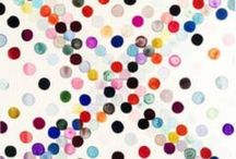PATTERN {seeing spots) / polka dots, spots, and more dot inspired patterns / by NALU TRIBE