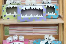Crafty stuff to try / Crafts I aspire to one day complete...or something like it. / by Linda Bhagwandeen
