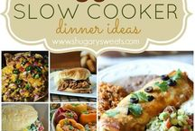 The slow cooker way / by Jaclyn Kesler