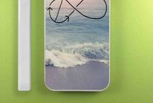 iPhone cases / by Faith Jewell