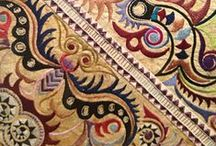 PATTERN {stiches} / embroidery & lovely stiches / by NALU TRIBE