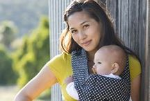 Retired Beco Baby Carriers