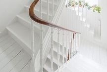 Hallways and stairs / by ✹ Leen Marie ✹