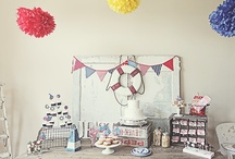 nautical party / by Frog Goose & Bear .