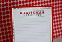 Santa's List / by Holly Diekemper
