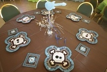 Baby Shower Party Pictures / by Modern Baby Shower Ideas