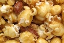 Eats: Popcorn / by Beth Hughes