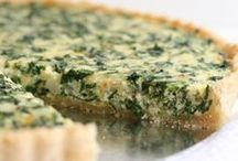 Eats: Quiches & Stratas / by Beth Hughes