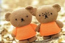 Crochet amigerumi- free patterns