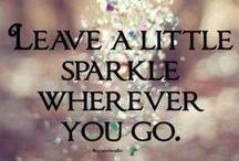 Sparkle / Glitter & Glam
