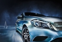 A-Class / Different dimension of a Star that is A Class! / by Mercedes-Benz India India