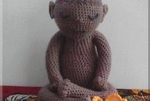 Crochet home - free patterns